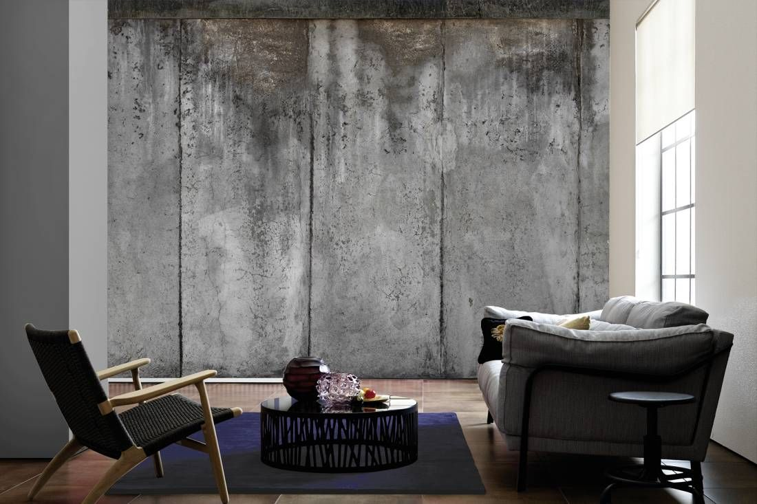 Architects paper fototapete betonwand 470571: betonwand beton