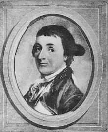 Gustavus Conyngham (1744-1819). Officer in the Continental Navy and a privateer.