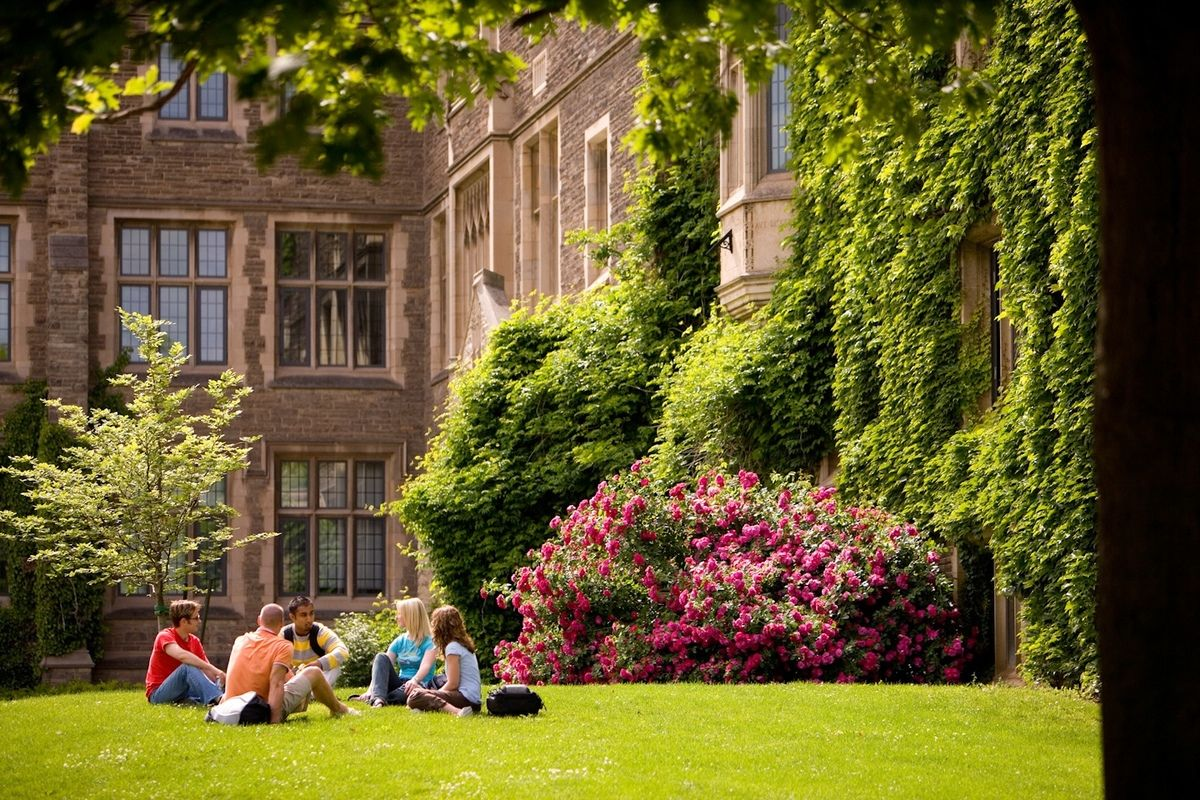 Most Beautiful University Campuses In Canada University