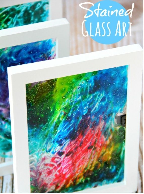 Http Www Smartschoolhouse Diy Crafts Stained Super Simplesimple