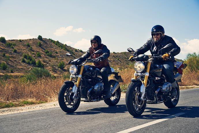 R Ninet Motocikl