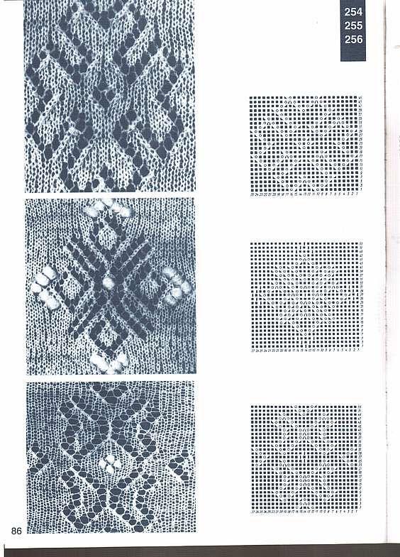 PK 2 74 | Knitted lace - kootud pitsid | Pinterest | Tejidos de ...