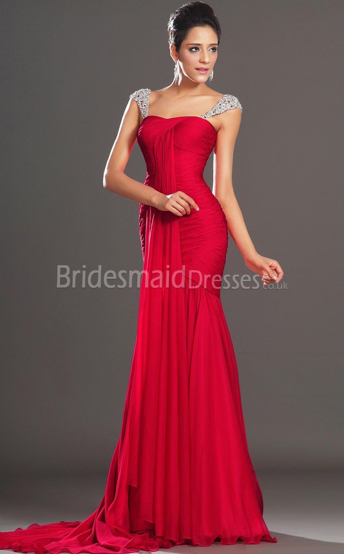 3ab07509f0e Dark Red Bridesmaid Dresses Uk - Gomes Weine AG