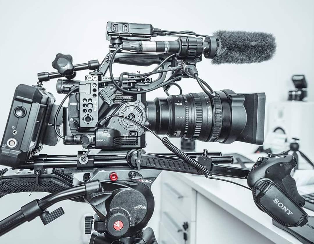 Camera Rig Camera Accessories Dslr Rigs Camera Cage Camera Stabilizer Camera Rig Smallrig Dslr Camera