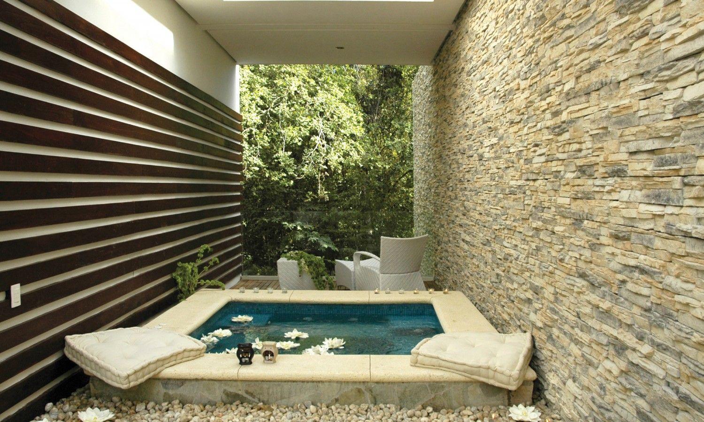 Salle De Bain Inspiration Spa ~ salles de bain style spa bathroom spa pinterest salles de