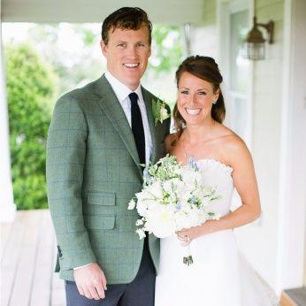 A Formal Rustic Wedding on a Farm in Kentucky - Martha Stewart Weddings Inspiration