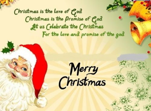 Merry Christmas 2016 Wishes Images Quotes Messages Greetings - christmas cards sample