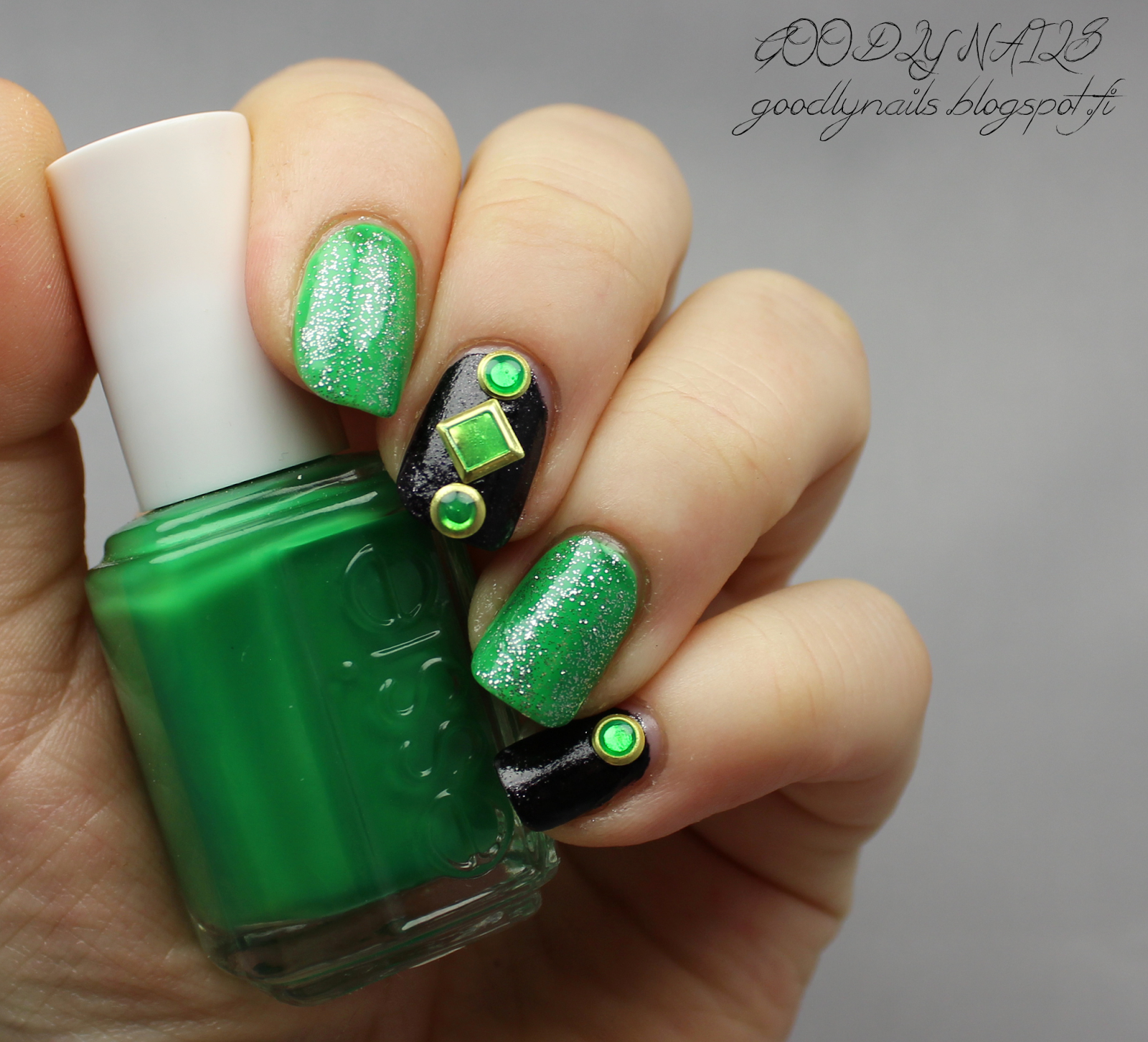 Goodly Nails: BPS koristehyrrä 15332