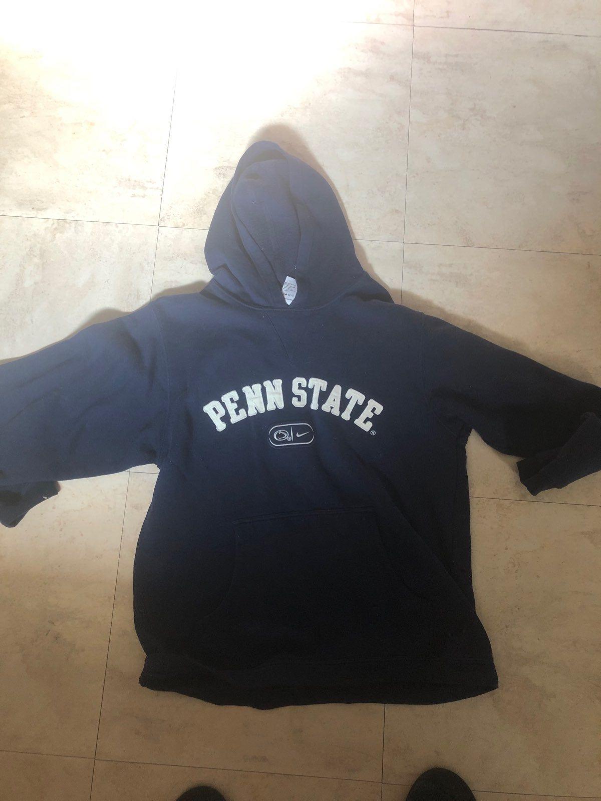 Girls Penn State Hoodie Nike State Hoodie Hoodies Penn State [ 1600 x 1200 Pixel ]