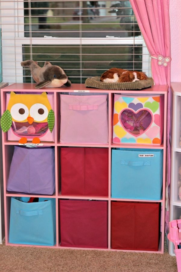 √ 17+ Toy Storage Ideas DIY Plans In A Small Space [Your Kids Will ...
