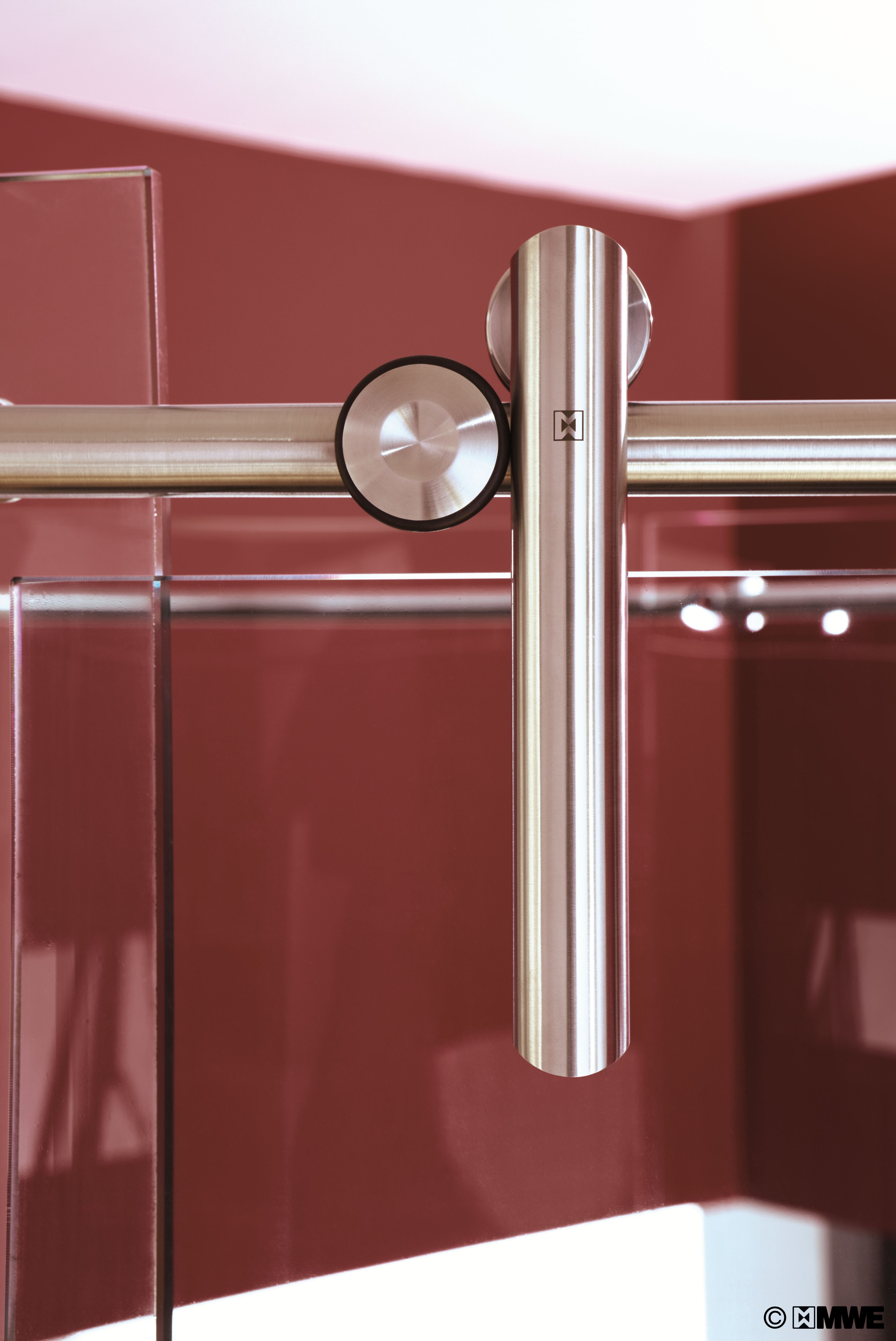 Awesome!!! VISIO round shower by MWE! Designed by Mario Wille! www ...