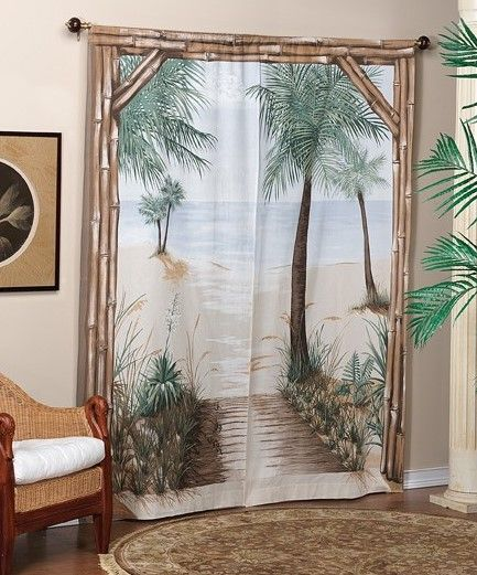 Rod Pocket Curtains and Valances - Jacquards - Sheers - Lace - Prints - Do curtain?