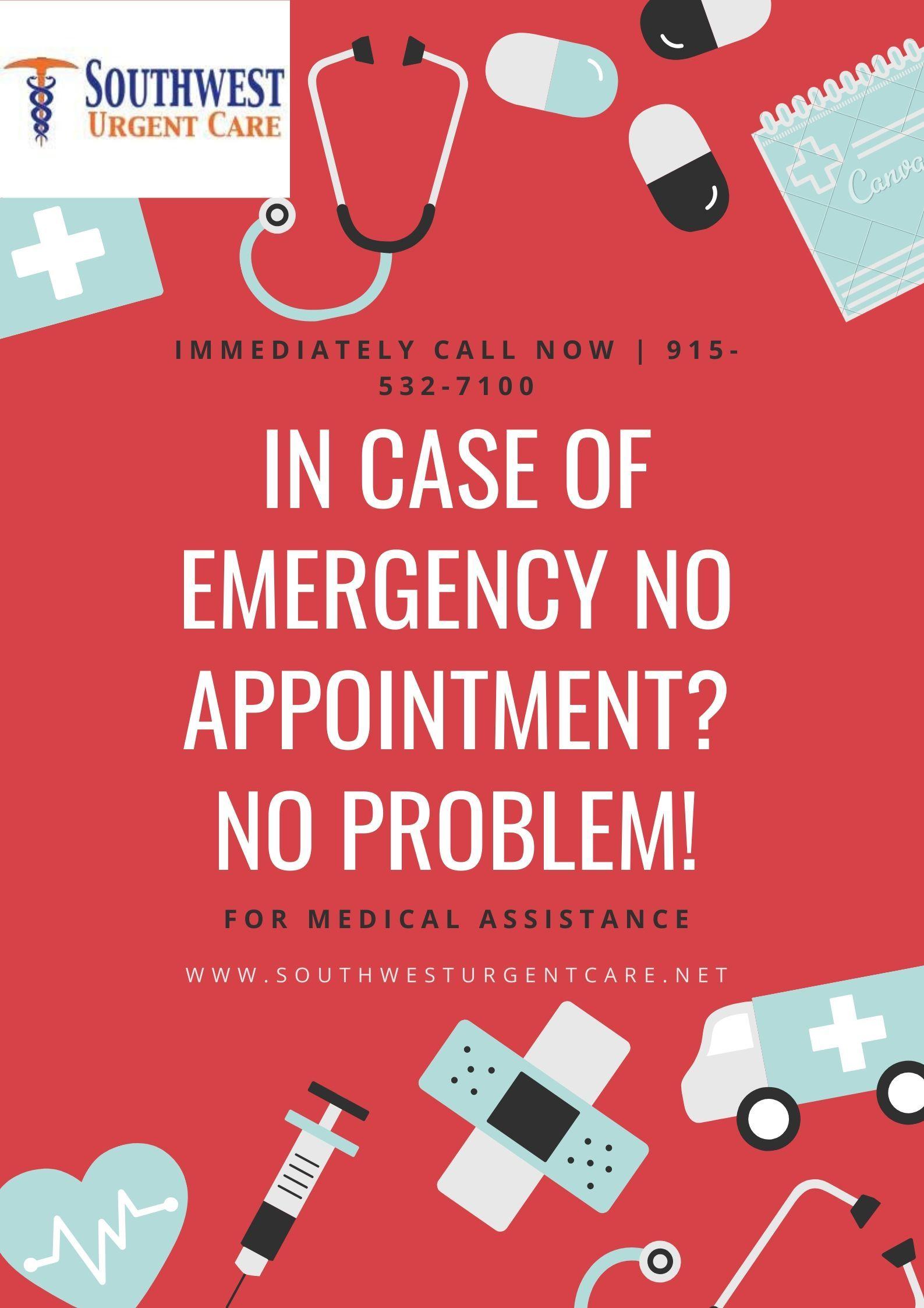 Pin on SouthWest Urgent Care