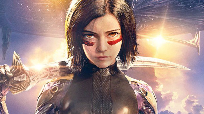 The Battle Begins In New Alita Battle Angel Poster Sykonews In