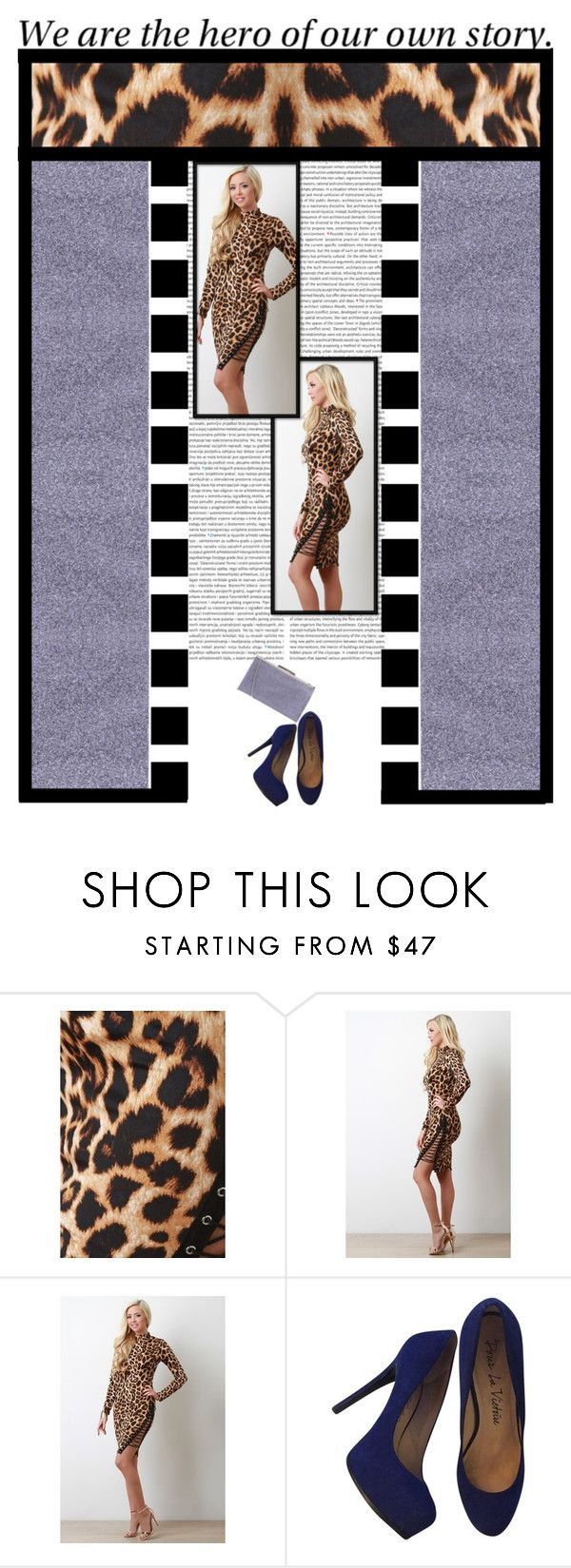 """""""Gioellia Boutique (28)"""" by irresistible-livingdeadgirl ❤ liked on Polyvore featuring Pour La Victoire, Chiara P, leopard, Sexy, animalprint, polyvorecommunity and polyvoreeditorial"""