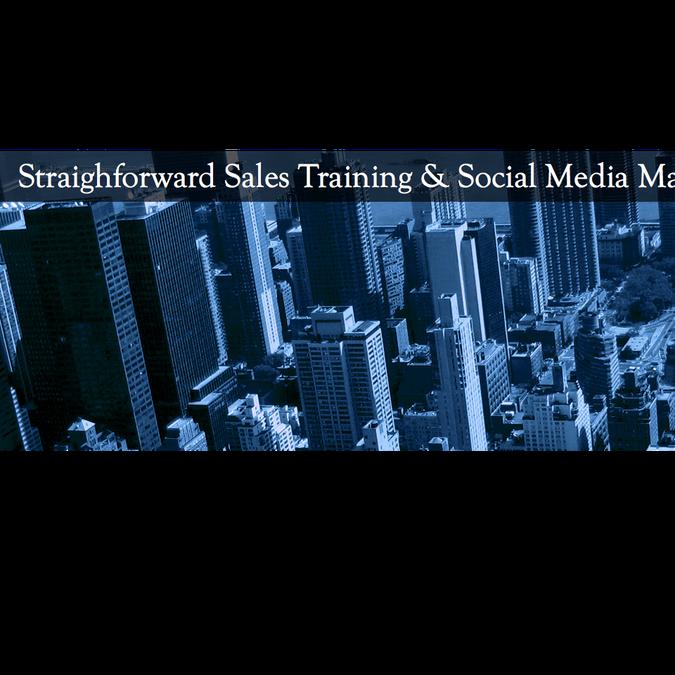 Professional LinkedIn Background for Sales/Social Media