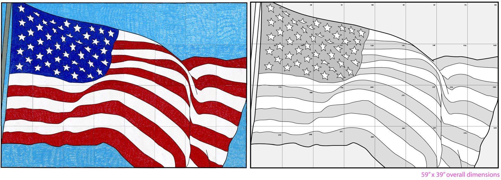Uncategorized Us Flag For Kids american flag mural us history classroom pinterest mural