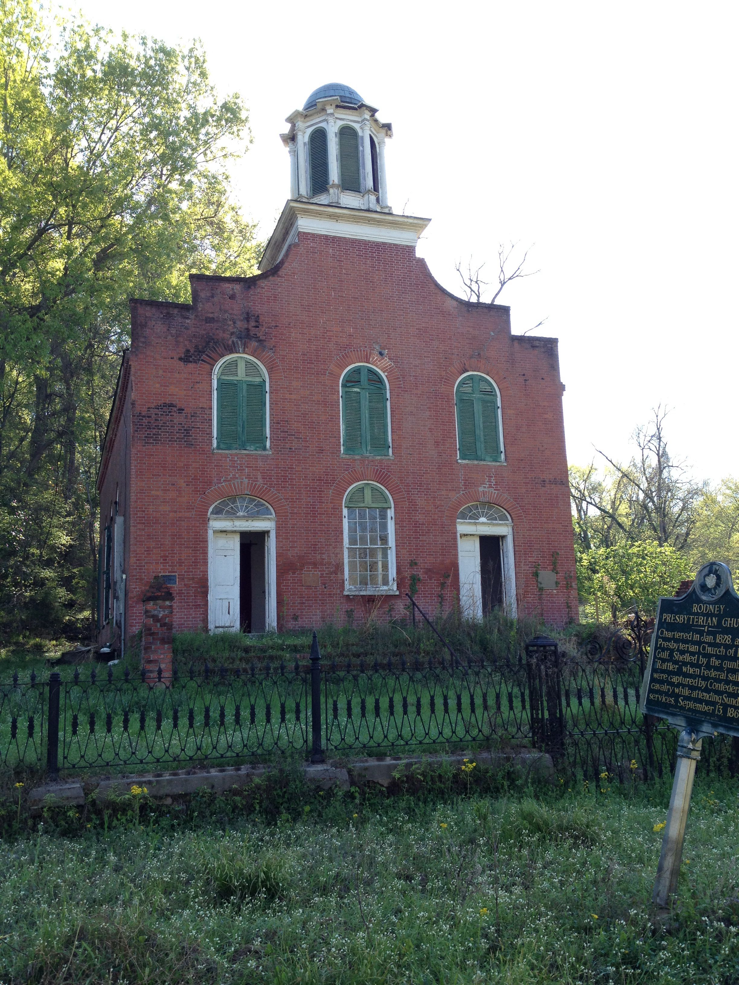 The Ghost Town Of Rodney Mississippi With Images