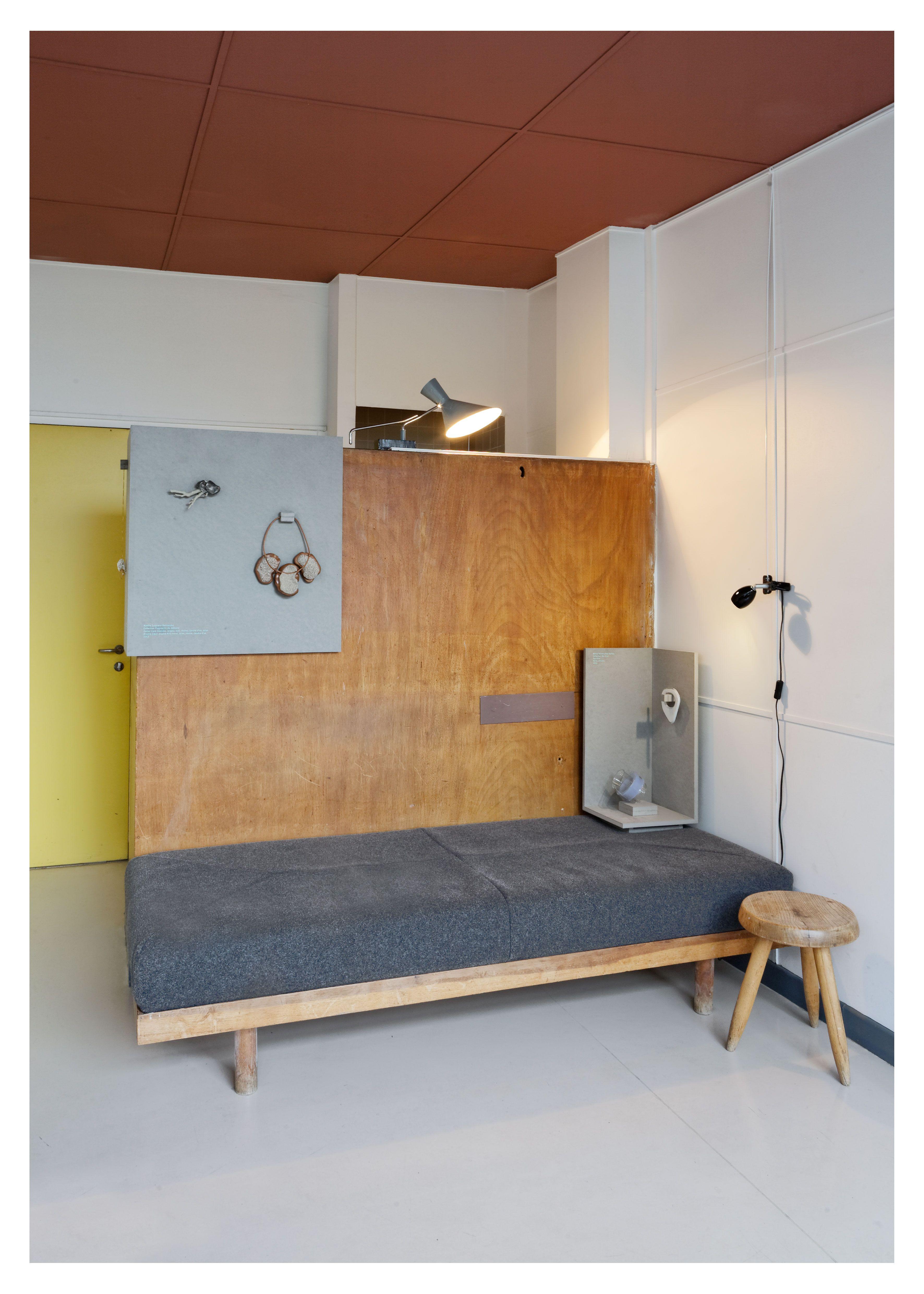 La Head Geneve Un Bijou D Ecole Fondation Suisse Pavillon Le Courbusier C Eric Tabuchi Pavillon Couleur