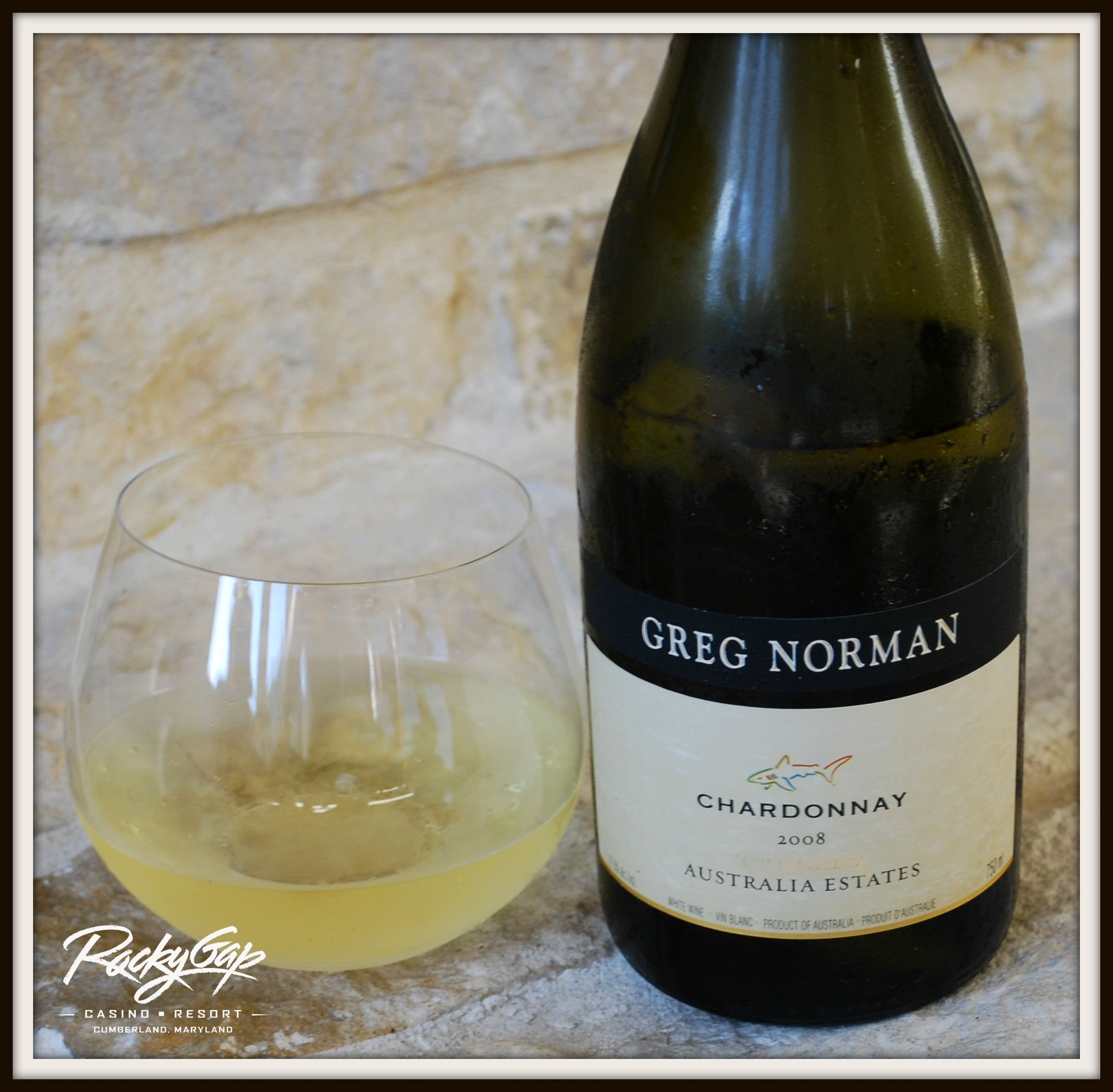 Spotlight On Wine Greg Norman Yarra Valley Chardonnay The Bouquet Has Lifted Melon And Peach Characters With Subtle Buttery Bu Aromas Wine Display Wine List