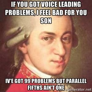 923a31f401854a754850196b8d42c19f mozart meme if you got voice leading problems, i feel bad for you