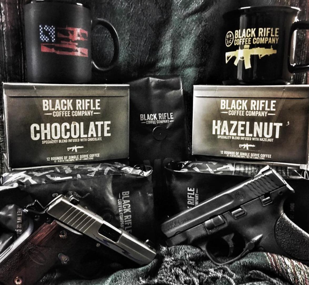 Pin on Black Rifle Coffee Customers