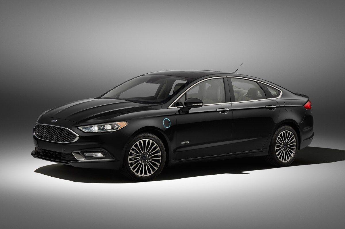 2017 Ford Fusion Hybrid Vs Ford Fusion Vs Focus Ford Fusion