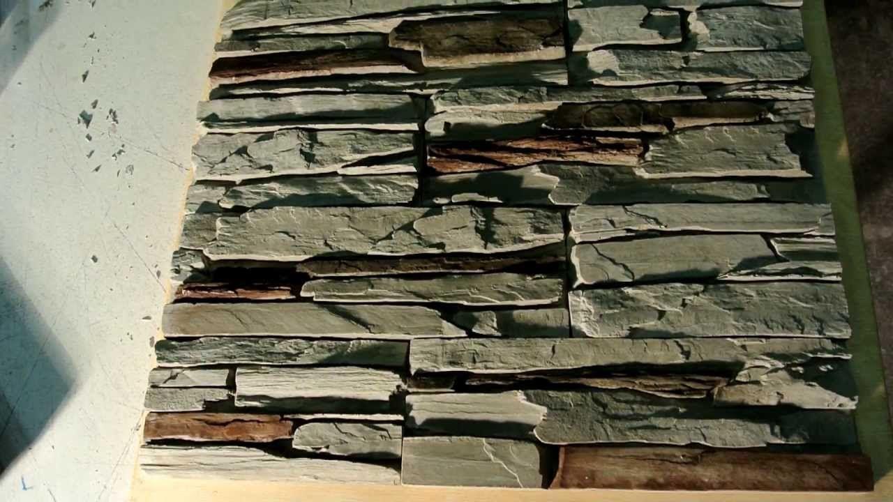 Камень декоративный искусственный своими руками фото 329