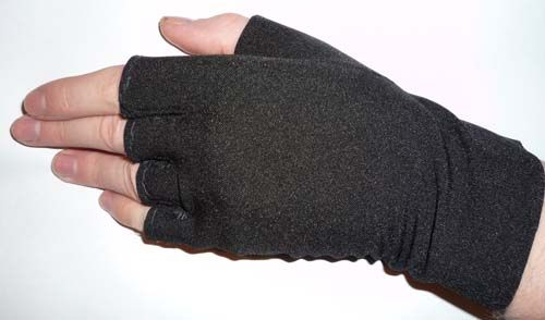 pattern for some half finger gloves