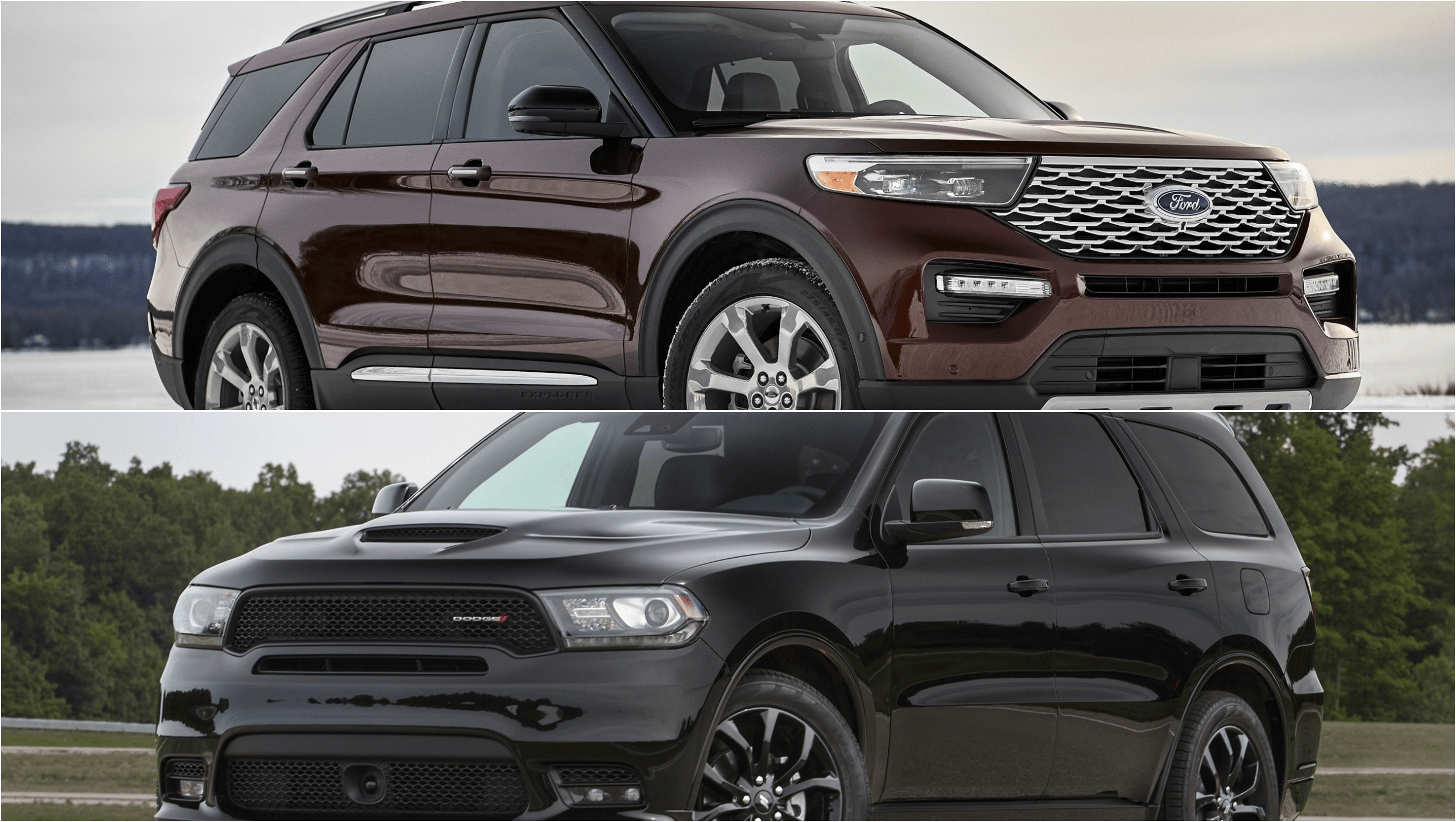 2021 the ford Explorer Ratings in 2020 Dodge suv, Ford