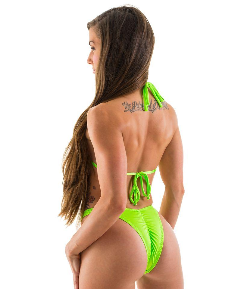bikini Scrunchie back