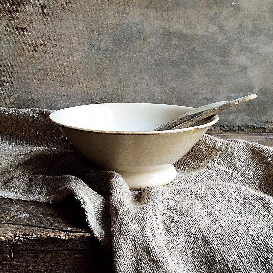 Linen & French Stoneware Tops on the 'Favorite Things' List!