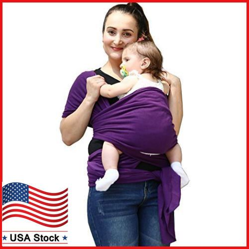 16 99 Baby Wrap Baby Sling Carrier Soft Cotton Nursing Cover Baby