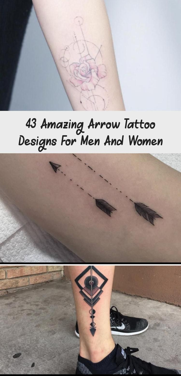 Geometric Arrow Tattoo by Jai Cheong  Geometric Arrow Tattoo by Jai Cheong