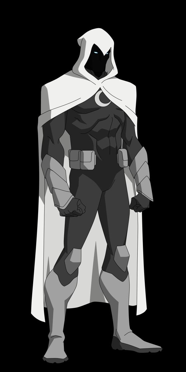 Moon Knight Redesign Marvel Moon Knight Moon Knight Marvel Comics Art
