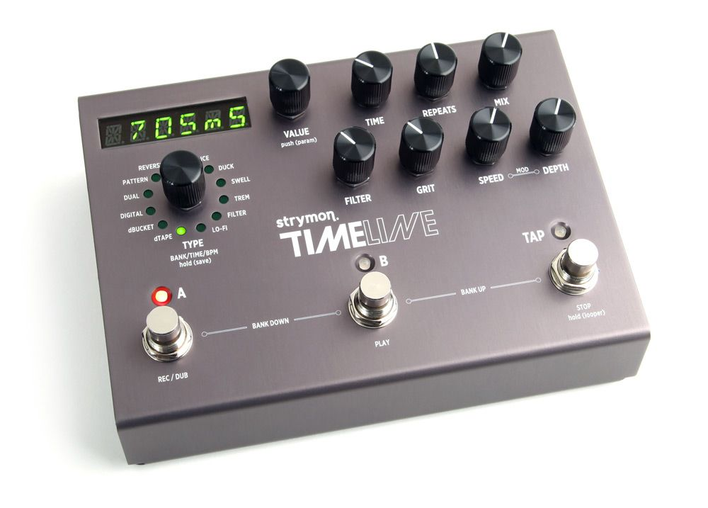 One of the best (if not thee best) delays on the market. As good as most studio standard rack mounted delay units. Unfortunately, they share a similar price tag.