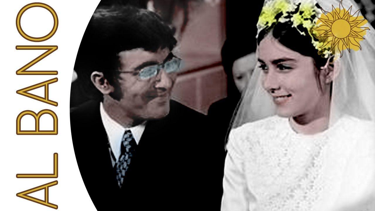 Al Bano E Romina Power Il Matrimonio With Images Soul Music