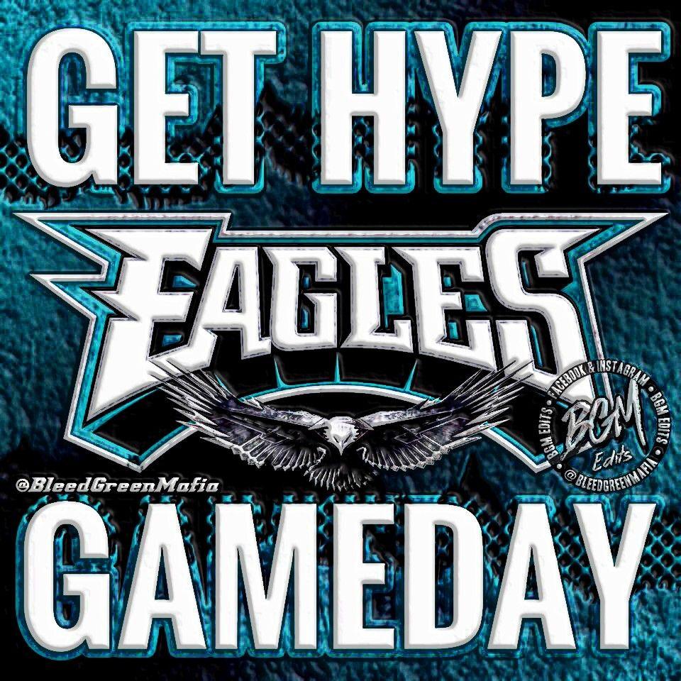 Philadelphia Eagles Game Day Get Hype Meme Philadelphia Eagles Cheerleaders Philadelphia Eagles Fans Philadelphia Eagles Football