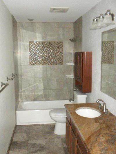 Guest Bathroom Remodel In Castle Pines Colorado