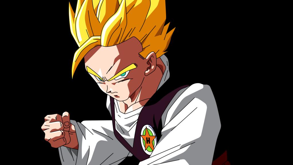 Lineart 032 Coloreado Ginew 001 Con El Cuerpo De Gokuh Lineart De Vicdbz Coloreado Por Tekilazo El Lineart Y Color Estan Basa Gohan Goku Super Saiyan