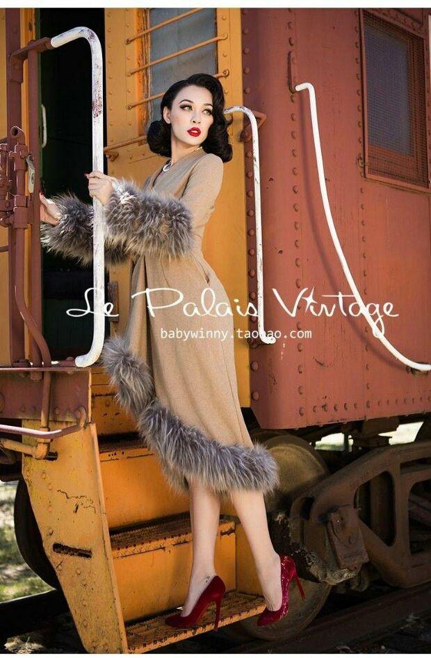 Photo of Le palais vintage