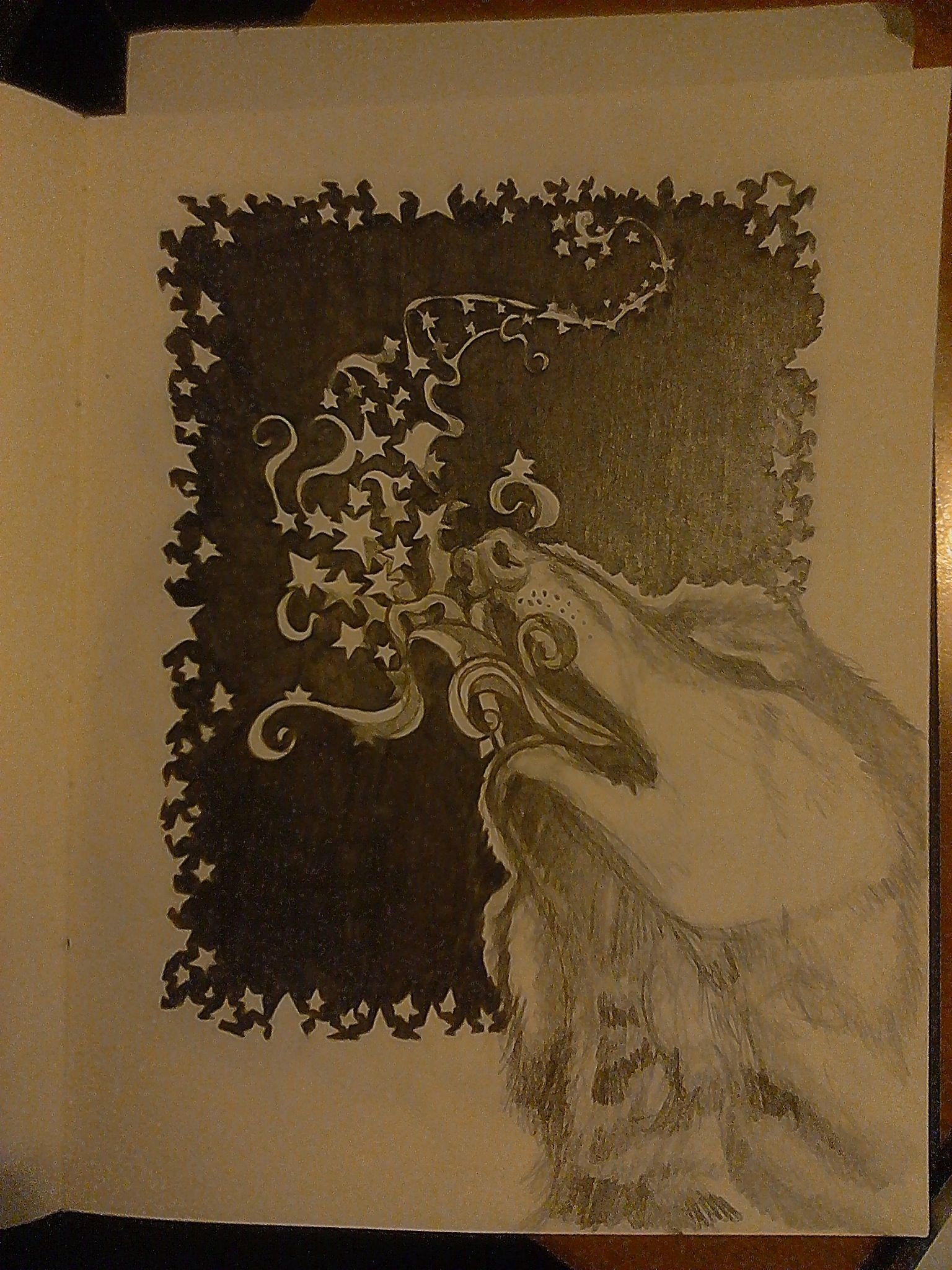 Wolf - Creation of the stars