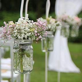 Freie Trauung Deko Stabe Weddstyle Freie Trauung Wedding