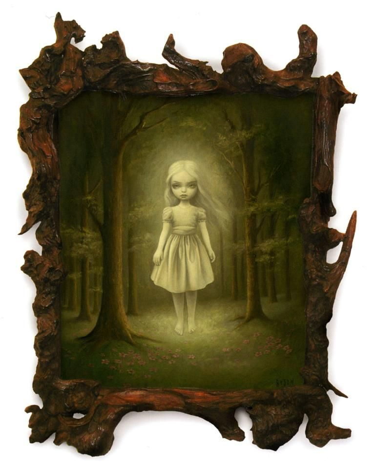 mark ryden, ghost girl