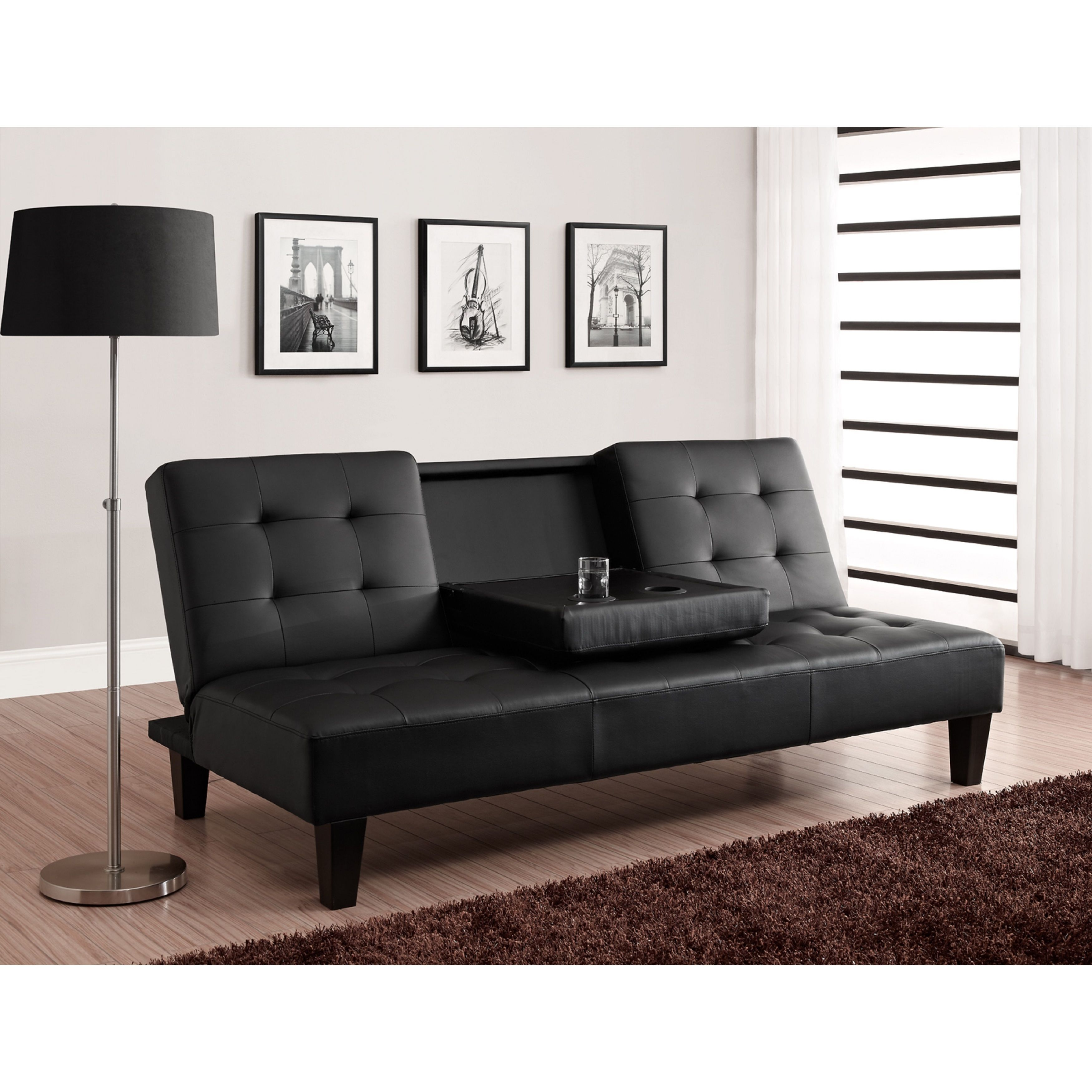 fort and class collide with the Julia Convertible Sofa Bed with