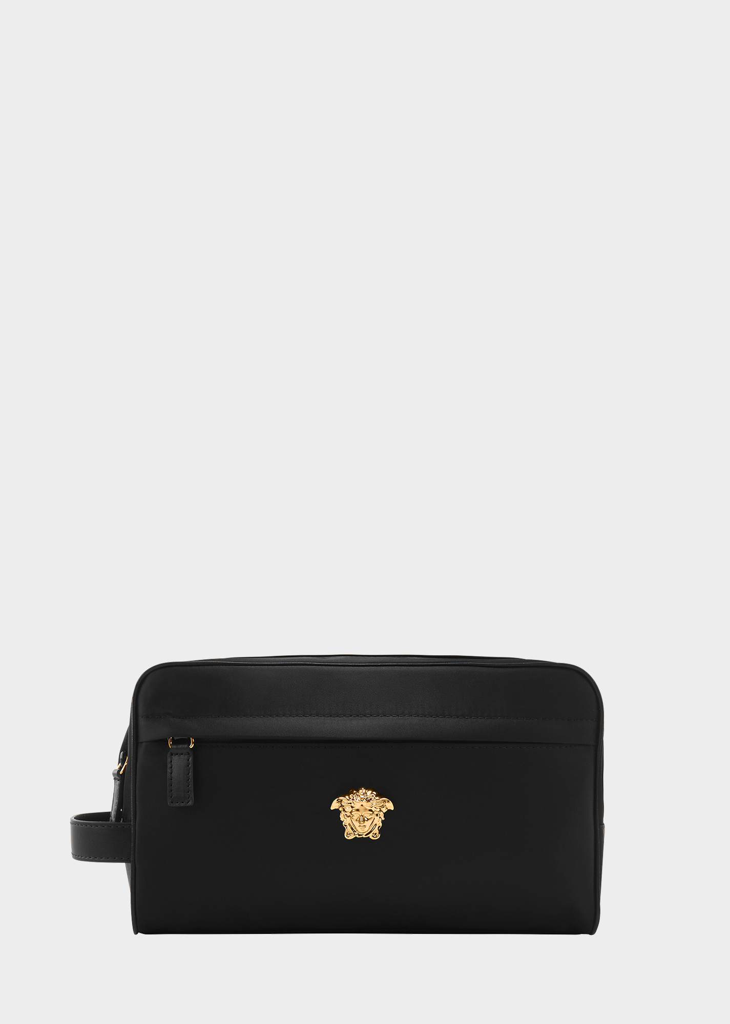 Palazzo Nylon Bag - Black Gold Versace Essentials For Him e9811df9383ab