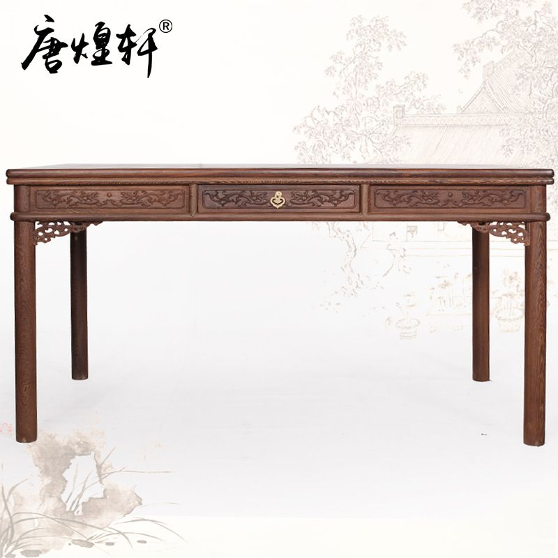 Pas cher Tang Huang Xuan classique meubles en acajou ailes chinois