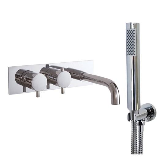 Pin By Gareth Jones On Bathroom Bath Shower Mixer Shower Bath Wall Mounted Bath Taps