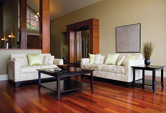 Kempas Timber Floor