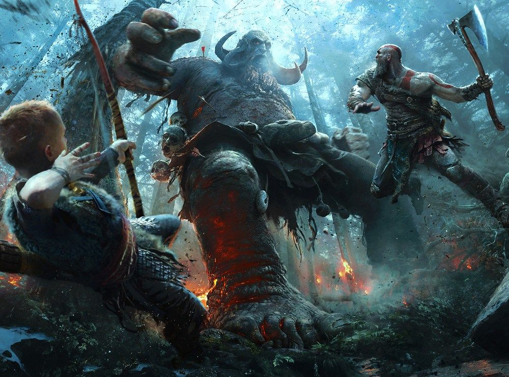 How 'God of War' Is Shaping An Industry God of war